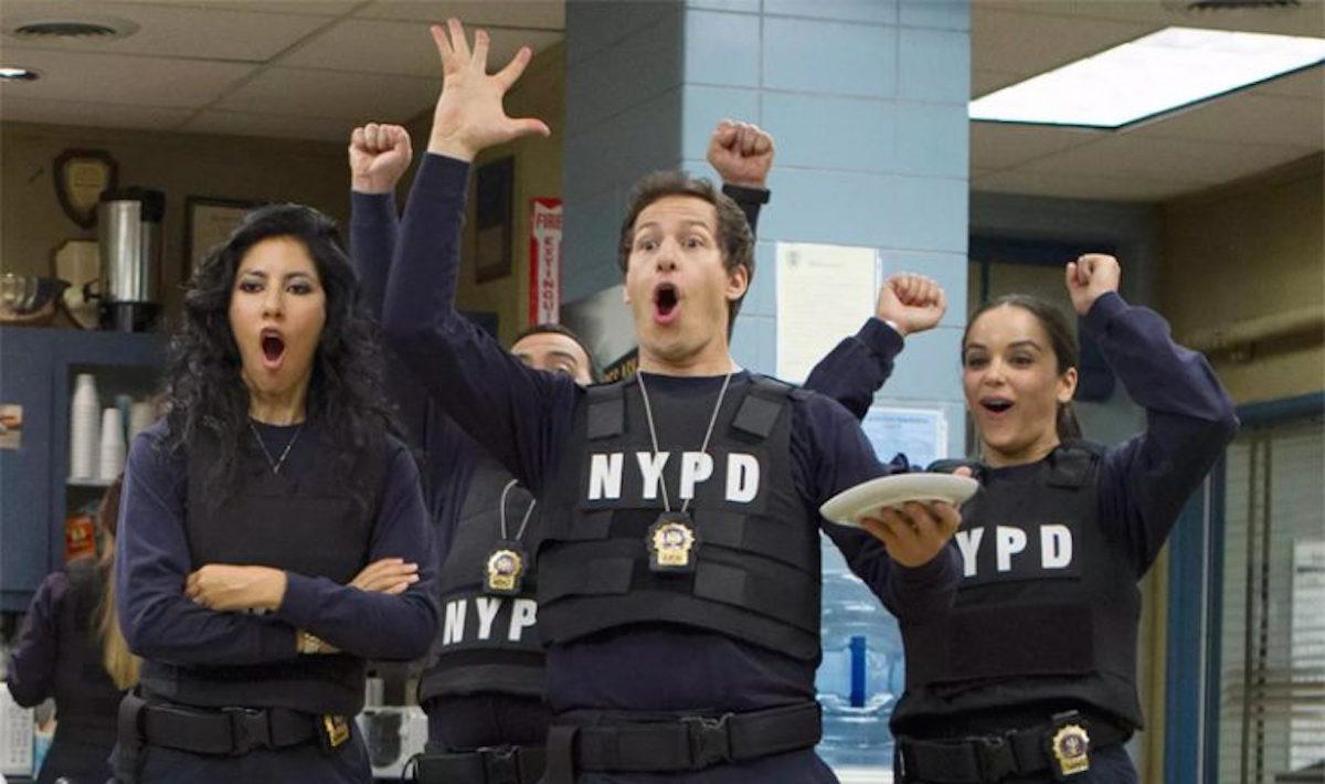 كويز: أنت مين من شخصيات مسلسل بروكلين 9-9؟
