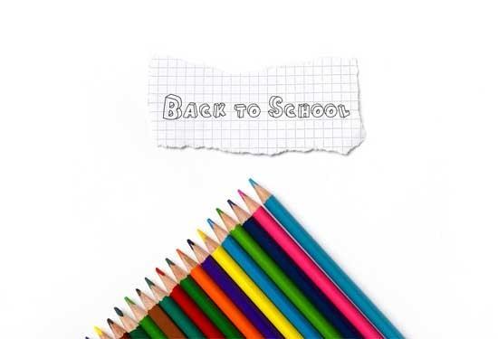 قائمة الأدوات المدرسية التي يحتاجها طفلك للعام الجديد