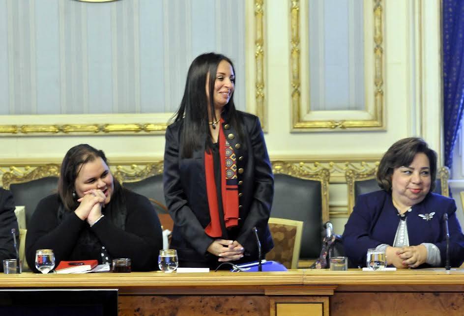 فوز الدكتورة مايا مرسي برئاسة المجلس القومي للمرأة بـ14صوتًا