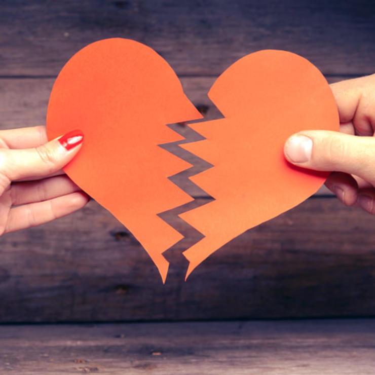 العلاقات العاطفية التعيسة قد تدمر صحتك