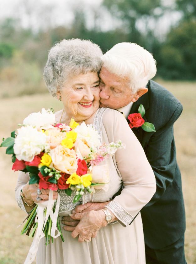 «چو و واندا».. 63 عامًا معًا