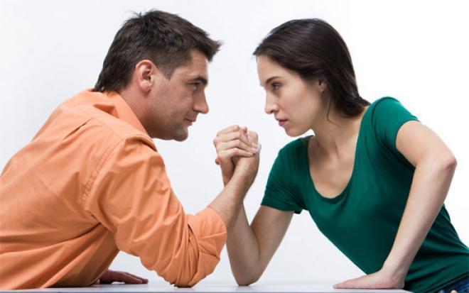 حلول مشكلة التواصل بين الرجل والمرأة