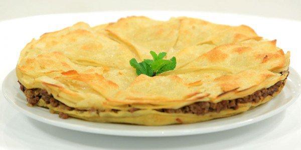 طريقة طبق العيد.. رقاق باللحمة المفرومة