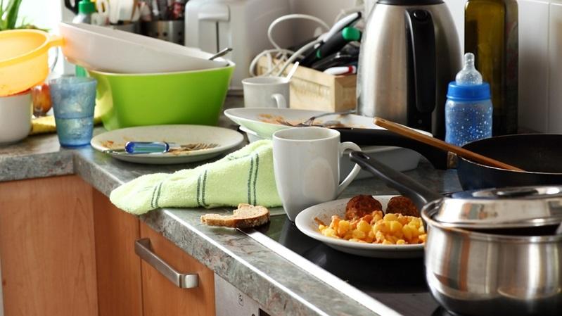 نصائح تساعدك في غسل الأطباق بسهولة