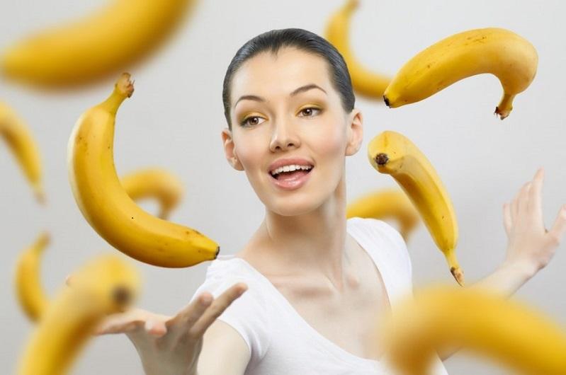 ماترميش قشر الموز.. استخدميه لجمالك