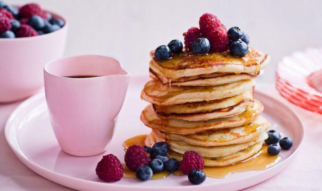 بان كيك مناسب للدايت.. إفطار صحي خفيف