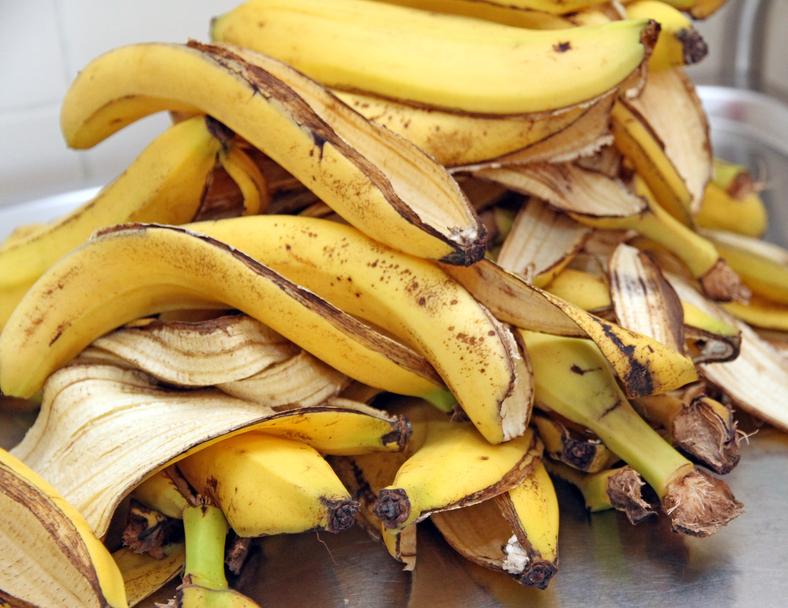 قشر الموز لعلاج الإمساك