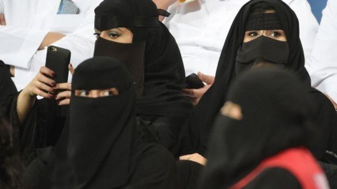السعودية تفتح باب التجنيد للفتيات