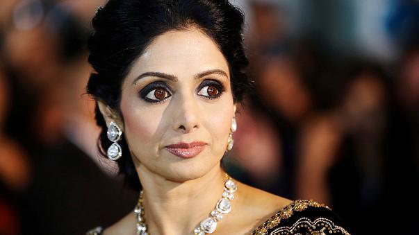 وفاة النجمة الهندية سريديفي كابوري في دبي