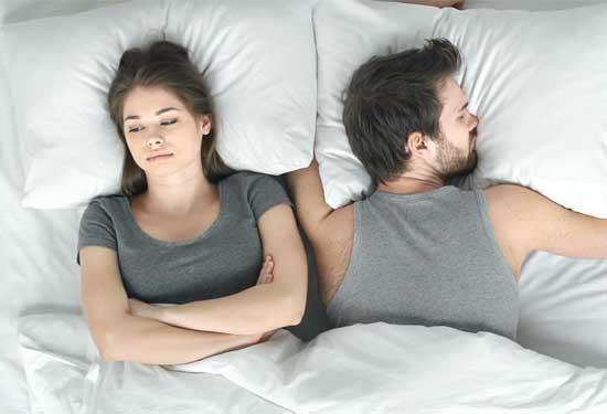 أسباب انخفاض معدل ممارسة العلاقة الحميمة وعلاجه
