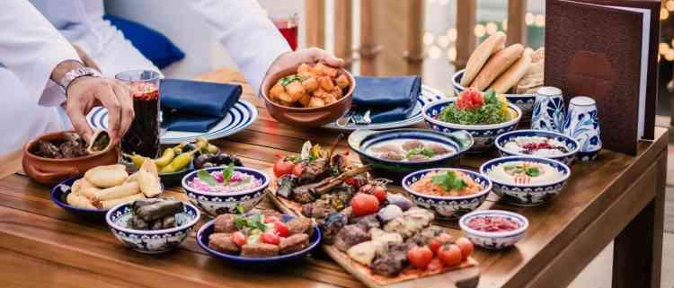 أفكار لعزومات رمضان لسفرة شهية ولذيذة