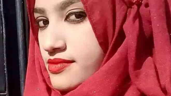 الحكم بإعدام 16 شخصا قتلوا نصرت جاهان فتاة بنجلاديش