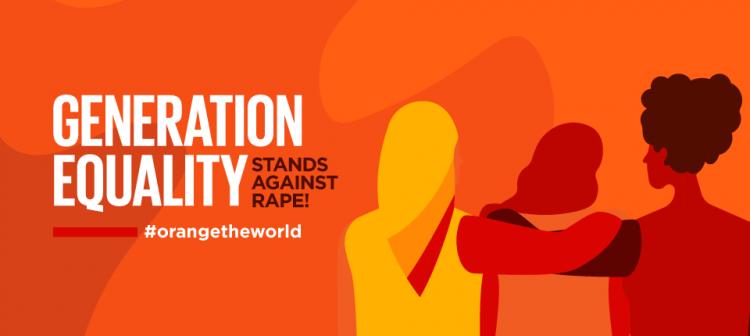 العنف وحملات القضاء عليه في نشرة الأمم المتحدة للمرأة