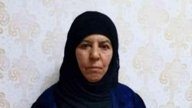 القبض على شقيقة أبو بكر البغدادي في تركيا