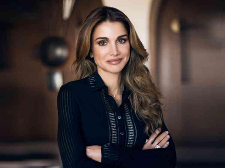 الملكة رانيا زوجة وأم وإنسانة مهمومة بوطنها العربي
