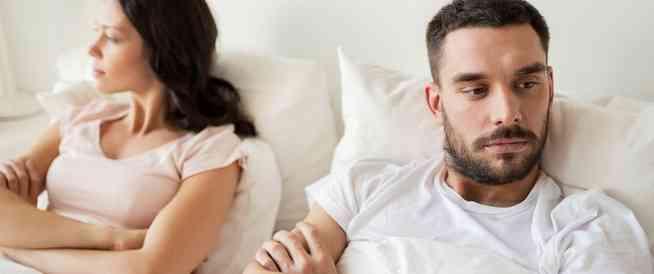 تأثير الاكتئاب على العلاقة الحميمة