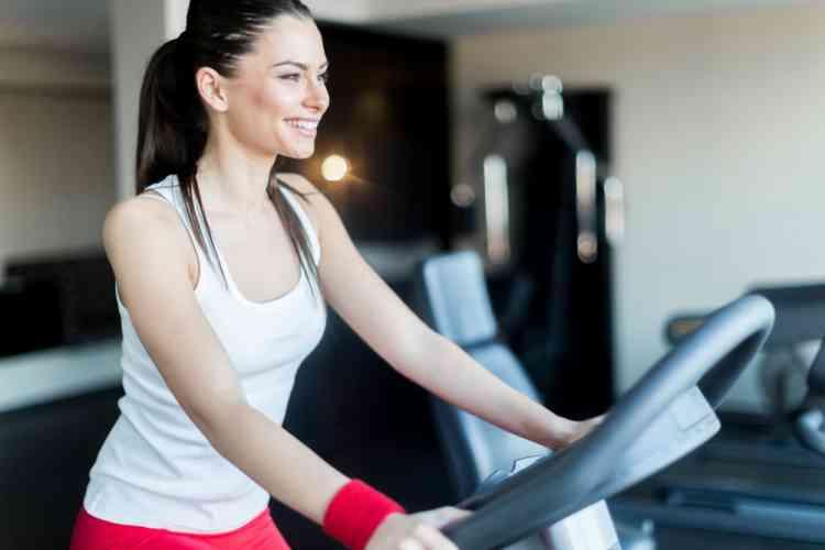 جهاز  الأوربيتراك لشد الجسم وفقدان الوزن
