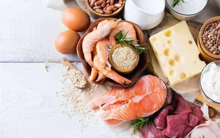 طريقة حساب كمية البروتين التي يحتاجها الجسم