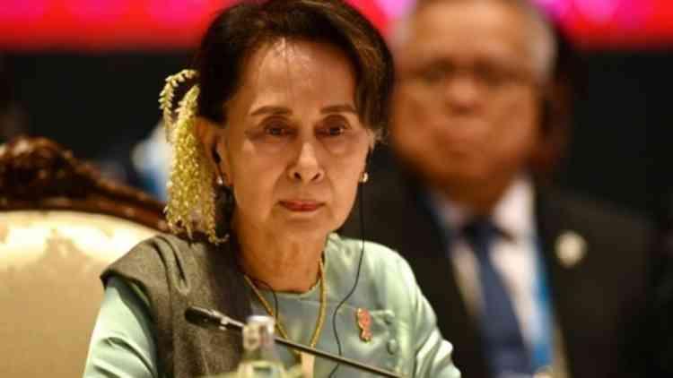 زعيمة ميانمار أمام محكمة العدل الدولية بتهمة الإبادة