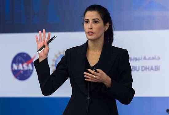 غادة المطيري باحثة سعودية حققت إنجازات عالمية