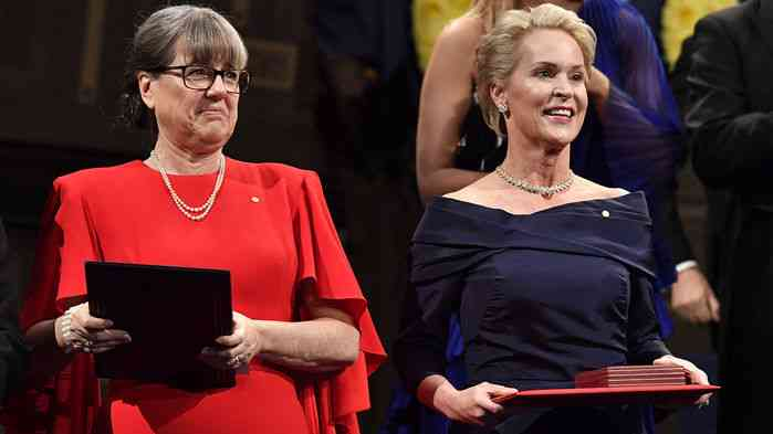 لماذا النساء بعيدات عن جائزة نوبل خاصة في العلوم