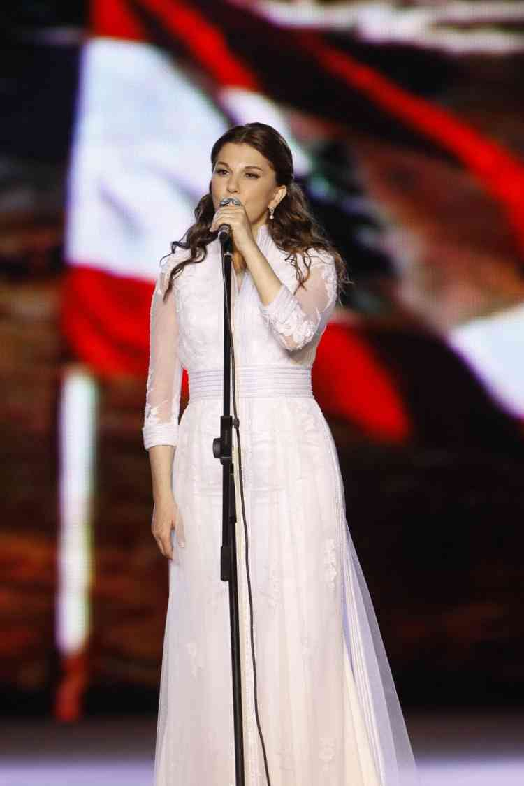 ماجدة الرومي صوت ذهبي لبناني آمن بالوطن العربي