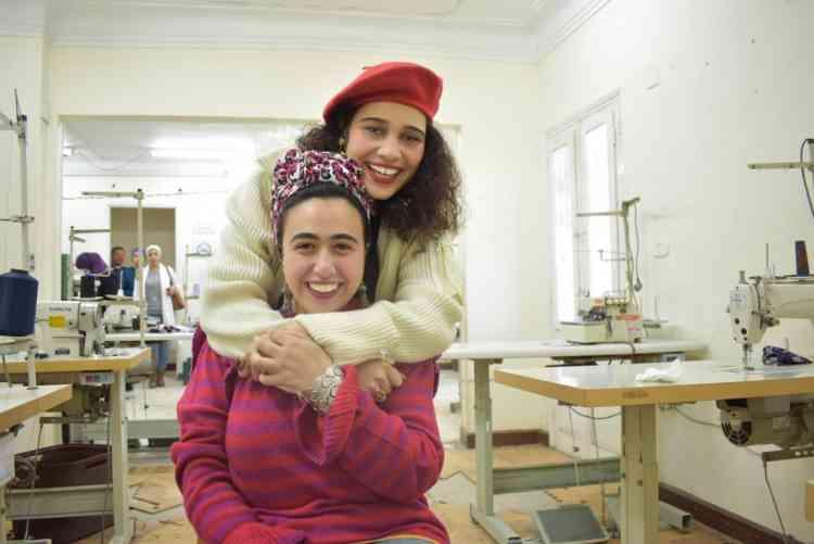 """""""ناريا & أهارا"""" مشروع نورهان وهَنا لمساعدة الغارمات"""