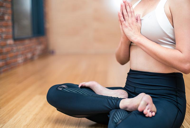 اليوجا رياضة تناسب الشهر الكريم