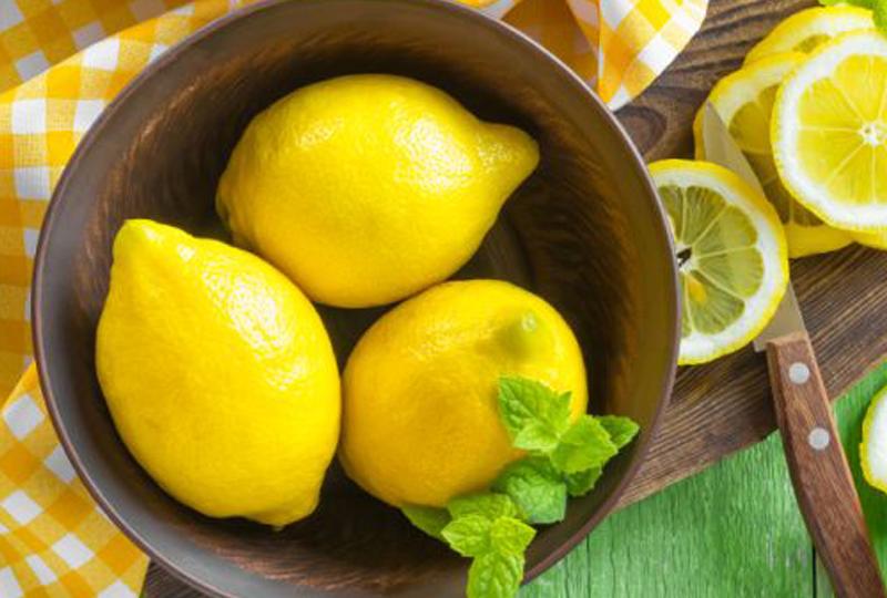 الليمون لالتهاب اللثة
