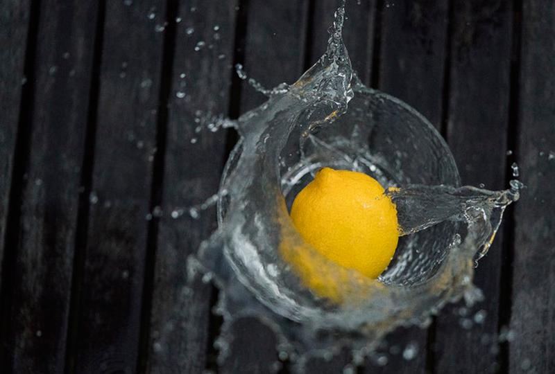 الليمون لعلاج القشرة