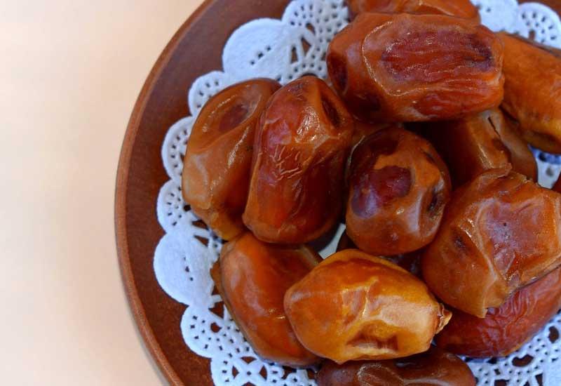 فوائد التمر في رمضان